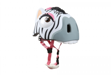 CRAZY SAFETY 2016 Casque Enfant ZEBRE S (49-55) 3 à 6 ans