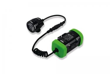 HOPE Lampe R4+ Batterie 1x4 Cellules Noir
