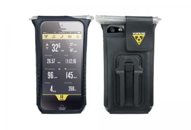 topeak housse pour smartphone drybag pour iphone 5 5c 5s noir