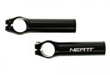 NEATT Bar End Aluminium 60 mm Noir