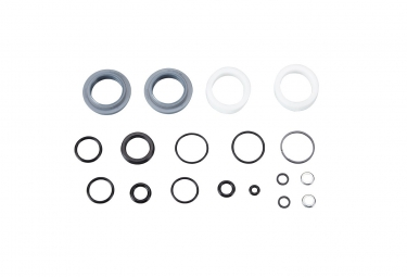 Rockshox Rockshox Am Fork Service Kit  Basic  Includes Dust Seals  Foam Rings O Ring Seals    Recon Silver  2013 2015