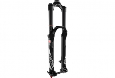 rockshox 2017 fourche yari rc solo air 27 5 boost 15x110mm conique deport 42mm noir 150