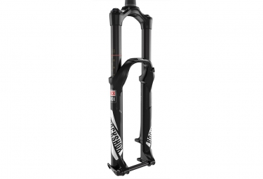 rockshox 2017 fourche pike rct3 solo air 27 5 boost 15x110mm conique deport 42mm noir 160