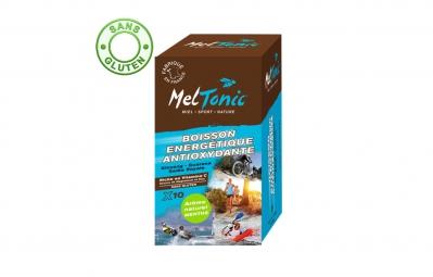 MELTONIC Boisson énergétique antioxydante MENTHE 10 sachets