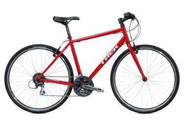 TREK 2015 Vélo de ville 7.2 FX Rouge