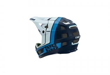 Casque Intégral IXS XULT Blanc Bleu