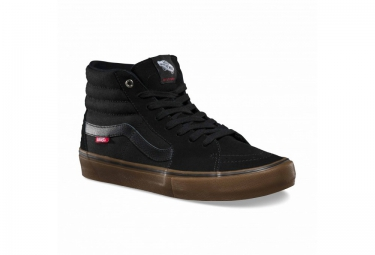 Vans Shoes Sk8-Hi Pro Black / Gum