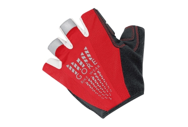 GORE BIKE WEAR Paire de Gants courts XENON 2.0 Rouge
