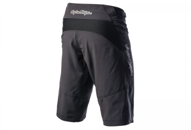 TROY LEE DESIGNS Short Enfant SKYLINE SOLID Noir