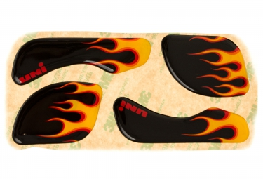UNI ''Pads'' Flaming