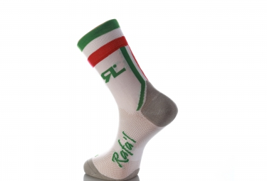 Paire de chaussette RAFA´L Carbone Selection Italia White