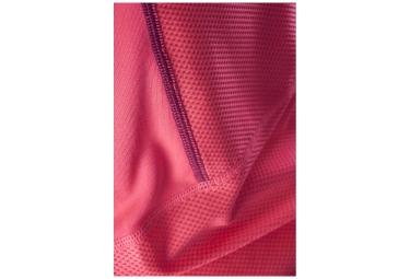 craft maillot manches courtes devotion berry gecko femme m