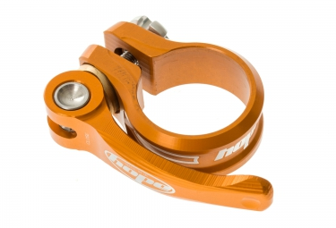 Hope collier de selle rapide orange 31 8