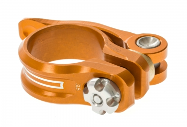 hope collier de selle rapide orange 38 5