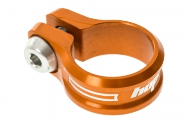 Hope Seat Clamp - Bolt Orange