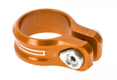 HOPE Collier de selle écrou Orange