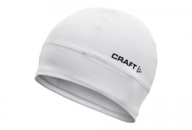 Craft bonnet thermal light blanc s m