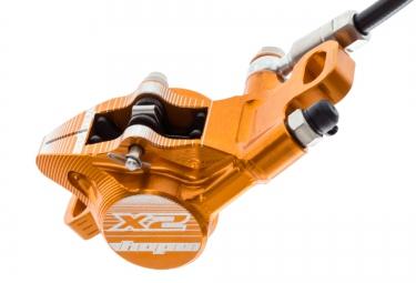 HOPE Frein Avant Tech 3 X2 Orange Durite Standard