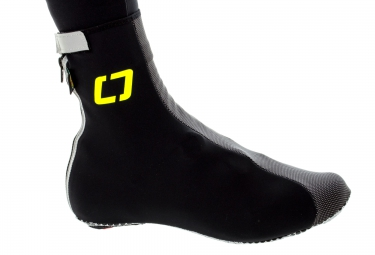 ISANO Sur-chaussure Hiver IS 8.0 Noir/Jaune Fluo