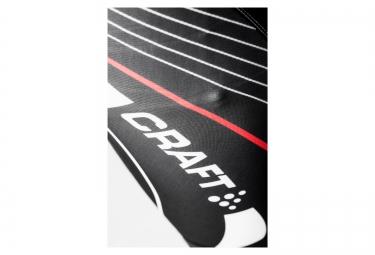 CRAFT 2015 Cuissard Court GRAND TOUR Noir Blanc Rouge