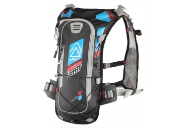Leatt sac hydratation dbx mountain lite 2 0 noir bleu rouge