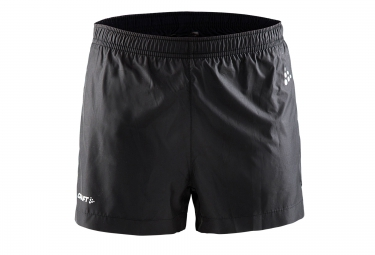 CRAFT Short Running Noir Enfant