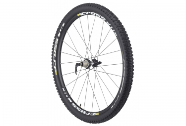 MAVIC 2015 Crossroc 29'' Tubeless Reay Rear Wheel | Crossroc Roam 2.2 Tire