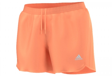Adidas short femme response 4 corail 42