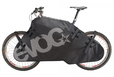 EVOC PADDED BIKE RUG Negro