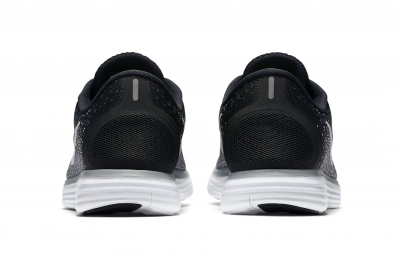 nike free run distance noir gris 38 1 2