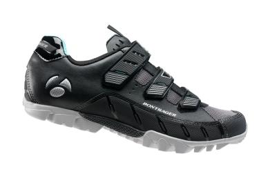 chaussures vtt femme bontrager evoke noir 38