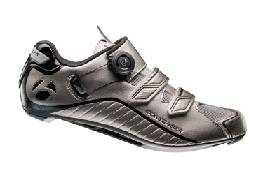 chaussures route bontrager circuit gris 42