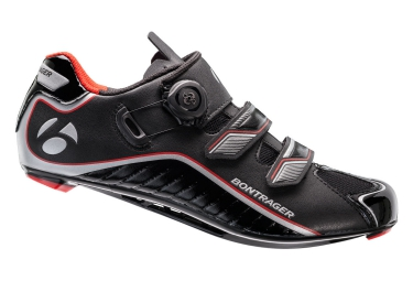 Chaussures route bontrager circuit noir 47