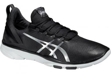 Asics gel fit sana 2 s561n 9093 femme chaussures de fitness noir 38