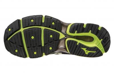 Chaussures de Running Mizuno WAVE ENIGMA 5 Noir / Jaune