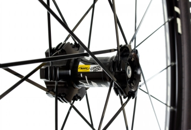 MAVIC 2015 Crossroc 29'' Lefty Supermax Front Wheel | Crossroc Roam 2.2 Tire
