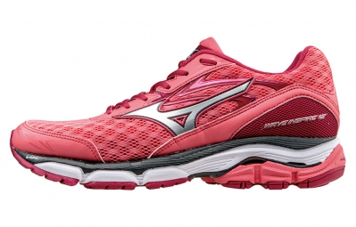 mizuno wave inspire 12 rose 38 1 2