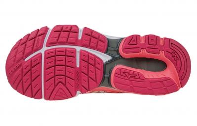 Chaussures de Running Femme Mizuno WAVE INSPIRE 12 Rose