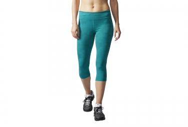 Adidas collant 3 4 adistar femme vert xs