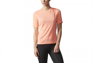 adidas t shirt femme supernova rose xs