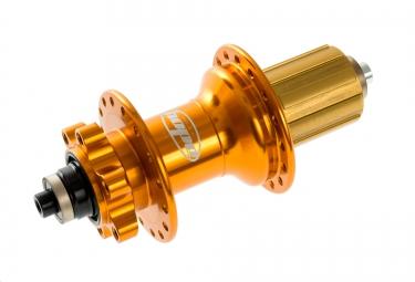 hope moyeu pro2 evo disque arriere classique 9mm qr 32t orange corps de roue libre xd
