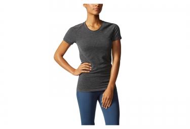 Adidas t shirt femme adistar wool noir xs