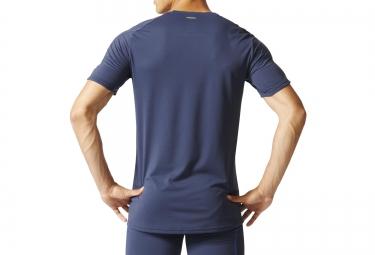 adidas t shirt adizero climacool homme bleu l