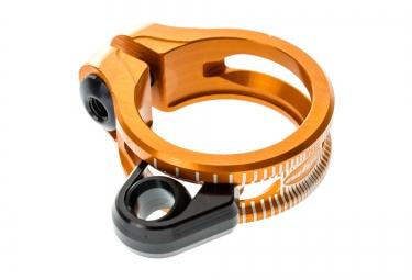 Hope collier de selle dropper guide gaine orange 36 4