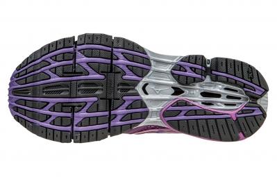 Chaussures de Running Femme Mizuno WAVE PROPHECY 5 Violet