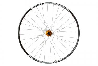 HOPE  TECH XC PRO 2 EVO Rear Wheel 29'' 32H ORANGE 135x9mm Axle Shimano Freewheel Body