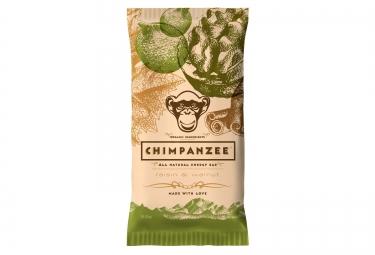 CHIMPANZEE Barre 100% naturelle Raisin & Noix VÉGÉTALIEN