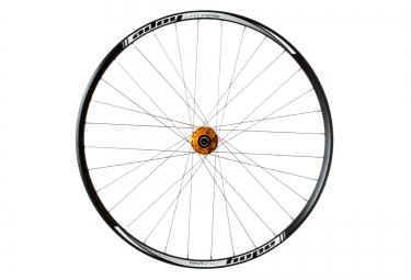 HOPE TECH ENDURO PRO EVO 2 Rear Wheel 27.5'' 32H ORANGE 135x9mm Axle Shimano Freewheel Body