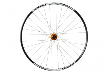 HOPE  TECH XC PRO 2 EVO Front Wheel 29'' 32H ORANGE 9-15mm Axle