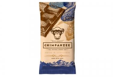 CHIMPANZEE Barre 100% naturelle Dattes et Chocolat SANS GLUTEN